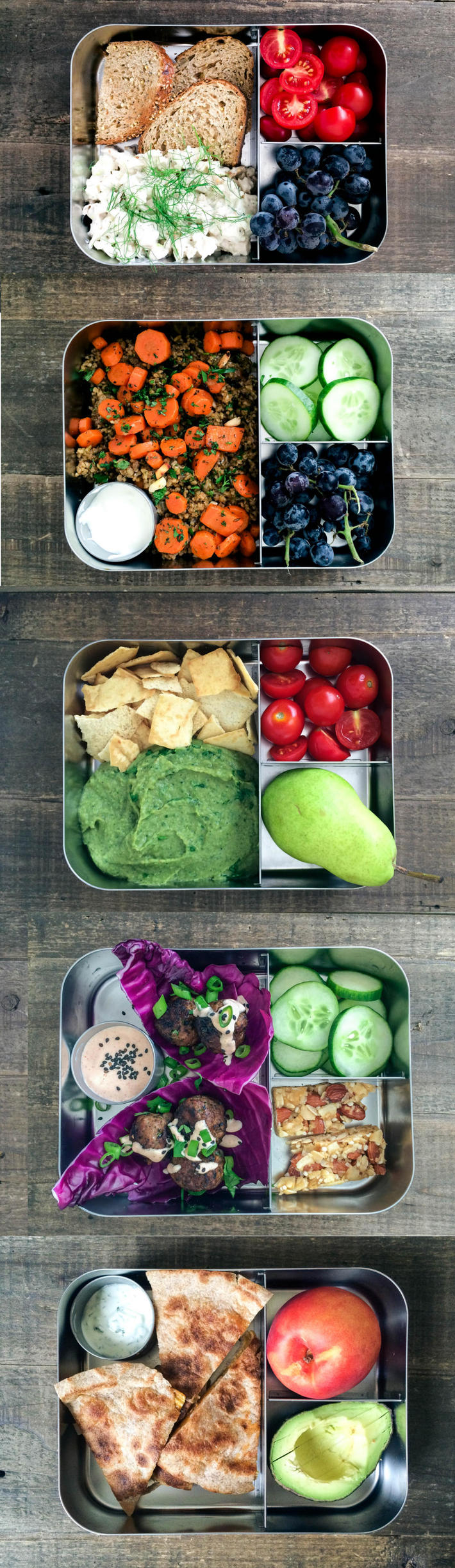 What To Pack For Lunch Early Fall