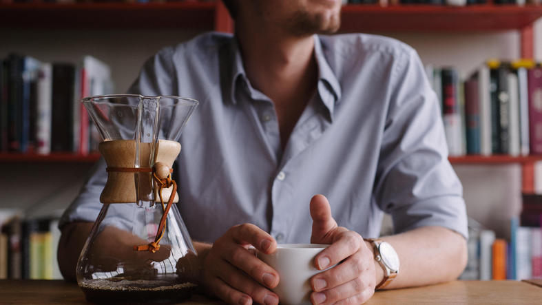 Morning Rituals | Chemex Coffee