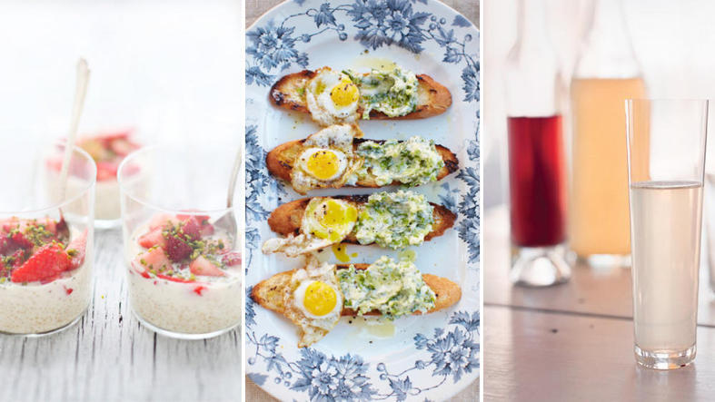 What to Make for Mother's Day Brunch